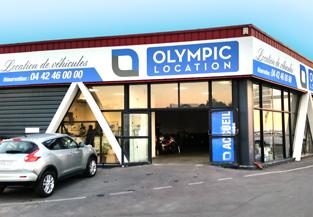 olympic location camion frigorifique agence marignane