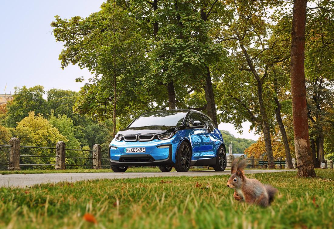 BMW I3, une voiture électrique soucieuse de l'environnement